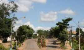 Santo Antônio do Descoberto - Entrada do município , Por Foto Cleomar Alves