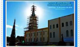 Santo Antônio do Descoberto - SANTUÁRIO DE SANTO ANTÔNIO DO DESCOBEERTO, Por JORGE DE ALMEIDA SANTOS
