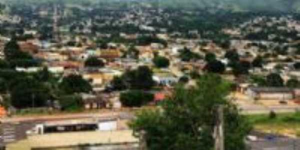 vista do centro da cidade, Por jefferson dos santos lima