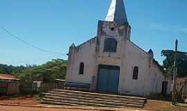 Santo Antônio do Rio Verde - Santo Antônio do Rio Verde-GO-Matriz de Santo Antônio-Foto:projetogoias.