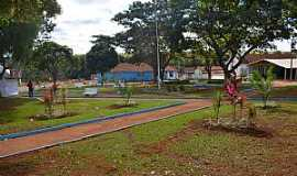 Santo Antônio do Rio Verde - Santo Antônio do Rio Verde-GO-Pracinha no centro-Foto:badiinho.com.br