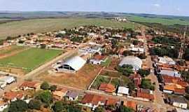 Santo Antônio do Rio Verde - Santo Antônio do Rio Verde-GO-Vista aérea-Foto:maissudeste.