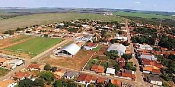 Santo Antônio do Rio Verde-GO-Vista aérea-Foto:maissudeste.