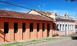 São Domingos - Casario em São Domingos-GO-Foto:Edu Jung