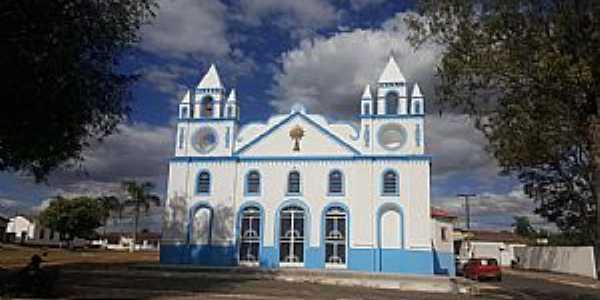 Imagens da cidade de São Domingos - GO