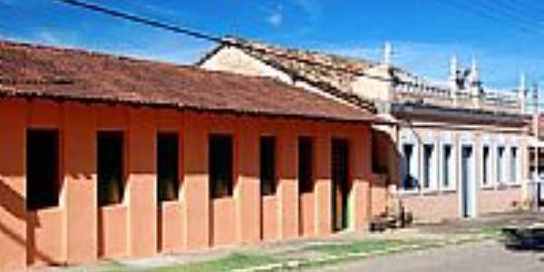 Casario em São Domingos-GO-Foto:Edu Jung