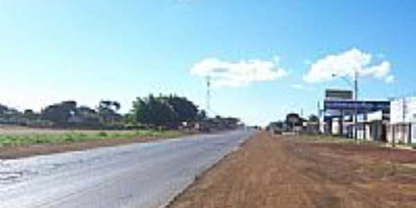 Estrada de São Gabriel de Goiás-Foto:gnomo