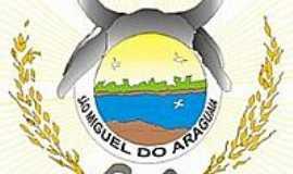 São Miguel do Araguaia - Brasão do Município de São Miguel do Araguaia-GO