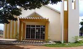 S�o Miguel do Araguaia - S�o Miguel do Araguaia-GO-Capela de Santana-Foto:Virley Silva GMM
