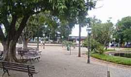 São Miguel do Araguaia - São Miguel do Araguaia-GO-Praça Ovídio Martins-Foto:Virley Silva GMM