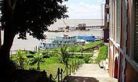 Itacoatiara - Itacoatiara-AM-Escadaria Municipal-acesso ao Rio Amazonas-Foto:Frank Chaves