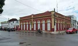 Itacoatiara - Itacoatiara-AM-Patrimônio Histórico no centro-Foto:Frank Chaves