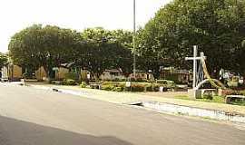 Itacoatiara - Itacoatiara-AM-Praça na Avenida Park-Foto:Frank Chaves