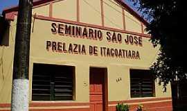 Itacoatiara - Itacoatiara-AM-Seminário São José-Foto:Frank Chaves