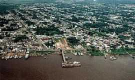 Itacoatiara - Itacoatiara-AM-Vista aérea da cidade-Foto:Frank Chaves