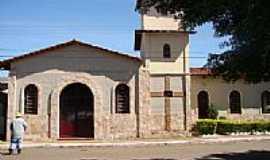 São Miguel do Passa Quatro - Igreja Católica por solon Castro