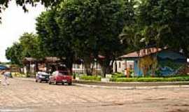 São Miguel do Passa Quatro - Praça Central por solon castro