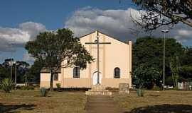 São Vicente - São Vicente-Igreja Matriz-Foto:KleberCB
