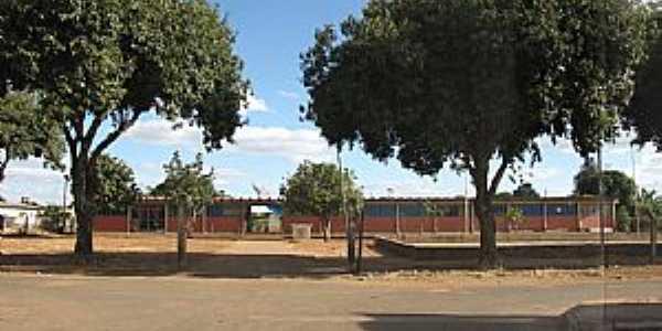 São Vicente-Escola Estadual Castelo Branco-Foto:KleberCB
