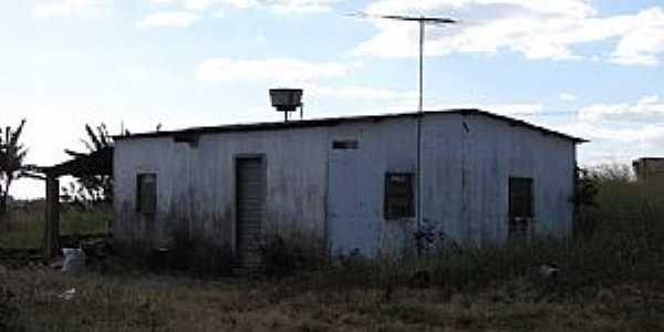 São Vicente-GO-Casa em área rural-Foto:KleberCB