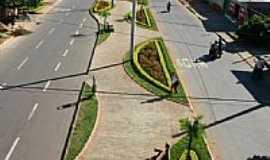 Senador Canedo - Senador Canedo-GO-Avenida Morada do Morro-Foto:Murilo Caixeta - Arq…