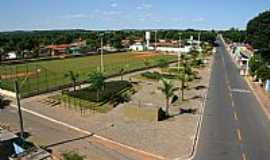 Senador Canedo - Senador Canedo-GO-Praça Jardim das Oliveiras-Foto:Murilo Caixeta - Arq…