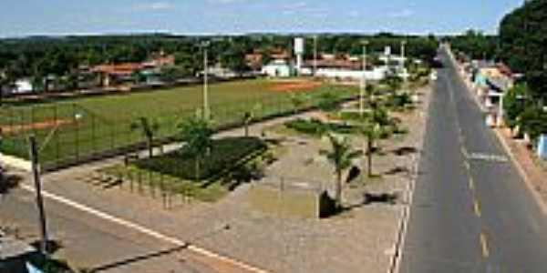 Senador Canedo-GO-Praça Jardim das Oliveiras-Foto:Murilo Caixeta - Arq…