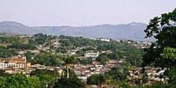 Vista da cidade de Serra Dourada-Foto:vitruvius.