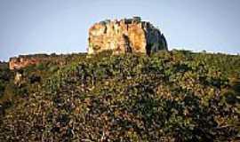 Serranópolis - Pedra arqueológica