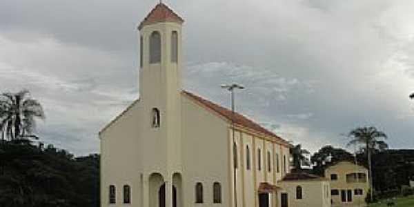 Sousânia-GO-Igreja de N.Sra.da Abadia-Foto:Projeto Municípios de Goiás