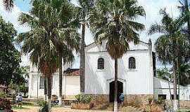 Taveira - Taveira-GO-Igreja da Vila-Foto:Facebook