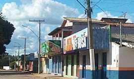 Taveira - Taveira-GO-Rua comercial-Foto:Facebook