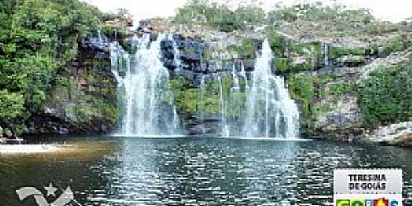 Imagens da cidade de Teresina de Goiás - GO