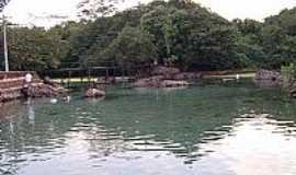 Lagoa Santa - Lagoa Santa-GO-Lago-Foto:Marcelo Pimenta
