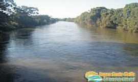 Lagoa Santa - Lagoa Santa-GO-Rio Aporé-Foto:www.lagoasantagoias