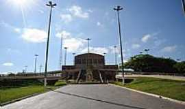Trindade - Trindade-GO-Basílica do Divino Pai Eterno-Foto:jfrezende