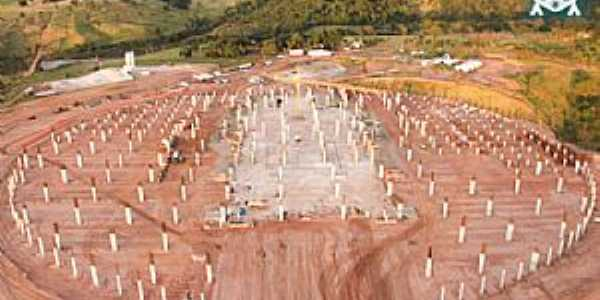 Nova Casa do Pai Eterno - Ajude a construir o novo Santu�rio Contato (62) 3506-9800.