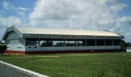 Itapiranga - Ginásio Poliesportivo Dom Jorge Marskell-Foto:Ralph Johns