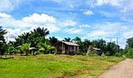 Itapiranga - Comunidade da Enseada em Itapiranga-Foto:Bruno.Rocha