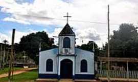 Itapiranga - Igreja na Comunidade de Terra Nova em Itapiranga-Foto:Bruno.Rocha