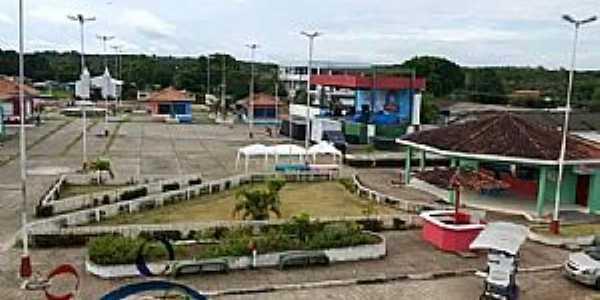 Imagens da cidade de Itapiranga - AM Fotos Prefeitura Municipal