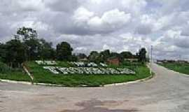 Trombas - Trevo de entrada-Foto:wesleybk