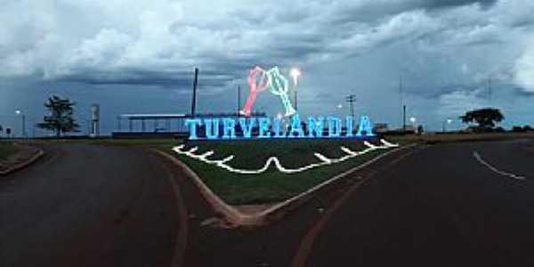 Imagens da cidade de Turvelândia - GO