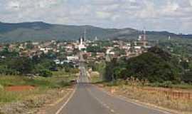 Uruana - Chegando na cidade de Uruana-Foto:MaurícioFSantos