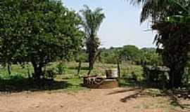 Uruana - Cisterna em Uruana-Foto:MaurícioFSantos