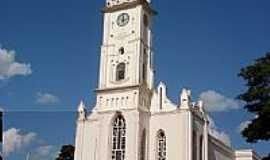 Uruana - Igreja de São Sebastião em Uruana-Foto:MaurícioFSantos