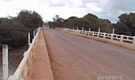 Uruana - Ponte sobre o Rio Uru em Uruana-Foto:Casemiro Witasiak