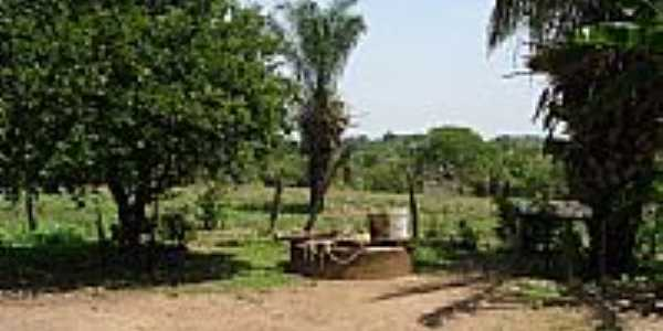 Cisterna em Uruana-Foto:Maur�cioFSantos