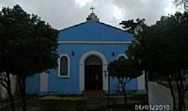 Uvá - Igreja de São Sebastião-Foto:Casemiro Witasiak