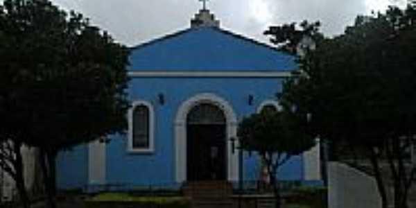 Igreja de São Sebastião-Foto:Casemiro Witasiak